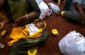Refugees - Sleepy Baby
